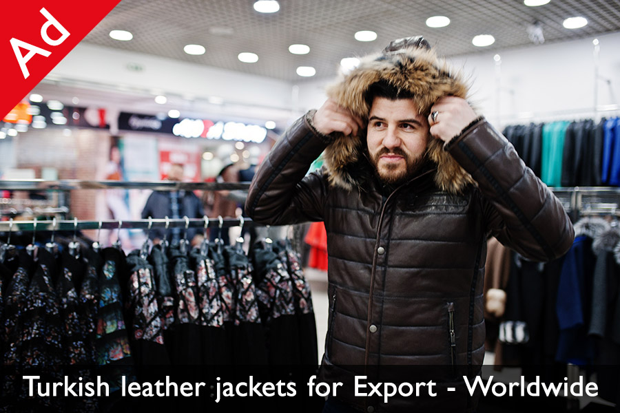 Turkish leather jackets